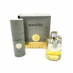AZZARO WANTED TRAVEL EXCLUSIVE