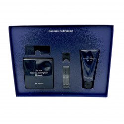 NARCISO RODRIGUEZ FOR HIM BLUE NOIR GIFTSET
